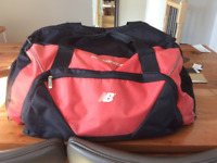 Gym Bag found, Men's clothing, running shoes, no wallet or ID