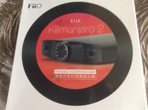 FiiO E11K Portable Headphone Amplifier
