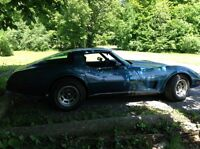 1979 Corvette for Sale/Trade