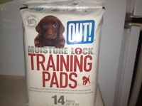 Puppy oops pads