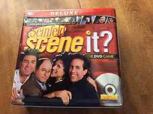 Seinfeld scene it?  The DVD game - Deluxe edition.