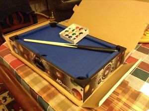 Mini child pool table for sale $15