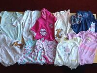 Baby girls 0 to 3 Months clothes