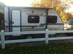 Travel Trailer 2014 14' Starcraft