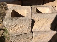 In search of used block for retaining wall