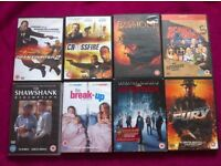 DVD bundle 3. 8 for £4