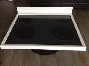 Maytag glass top for 30 inch stove