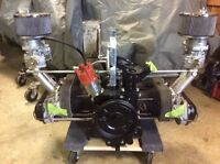 VW Rebuilt 1600cc Engine