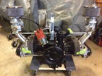 VW Rebuilt 1600cc Engine