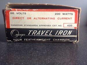 Omega Travel Iron Regina Regina Area image 2