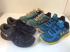Boys Size 2 Running Shoes London Ontario image 1