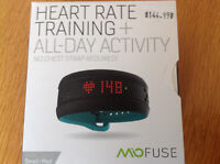 Mio Fuse Heart Rate Training + All-Day Activity Tracker Size S/M