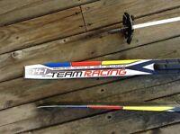 Junior Salomon crosscountry ski's