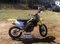 2007 Rmk 450 need gone