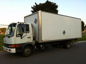 2004 HINO FB 1817 for sale