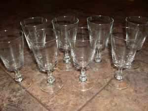 24 glasses--REDUCED London Ontario image 1