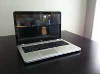 "HP ENVY 17T 17.3"" 1080P i7-3610QM 2.3GHZ 8GB 750GB BLU-RAY BACKL"