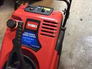 Toro Snow blower 6053 Quick Clear