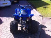 Yamaha blaster 400cc 4 cylinder 16 valve