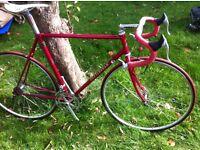Cottingham road bike fame