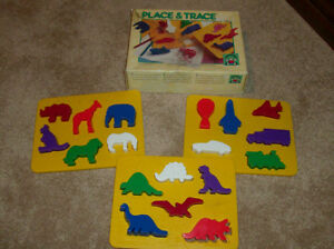 Discovery Toys- Place & Trace (2 available) London Ontario image 2