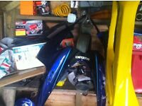 Suzuki gsxr K5