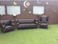 Top quality Chesterfield suite