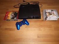 Sony Playstation 3 - Manette - Jeux(8)