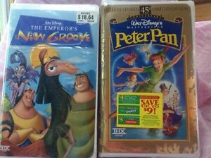 Never been opened Disney videos VCR $5-$35 Peterborough Peterborough Area image 10