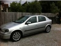 Vauxhall Astra 1.8 sxi 2004