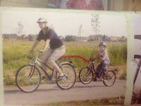 Bike Tagalong bar
