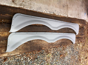 Two new RV Fenders