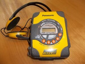 Vintage Walkman Panasonic