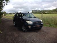 24/7 Trade sales NI Trade prices for the public 2003 Toyota RAV4 2.0 VVT Automatic full mot