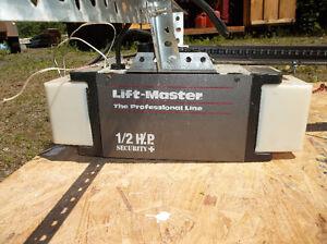 1/2 Horse power Liftmaster Overhead Garage Door Opener