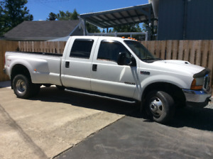 Pick-up Ford F350 Diesel 6 roues