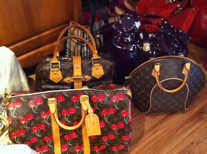 AUTHENTIC LOUIS VUITTON, CHANEL, GUCCI AND MORE