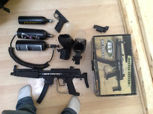 BT delta mp5 and gear