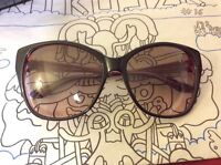 Guess Marciano Sunglasses w/ Pink Detail PERFECT CONDITION