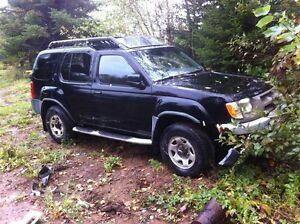 2001 nissan extera for parts