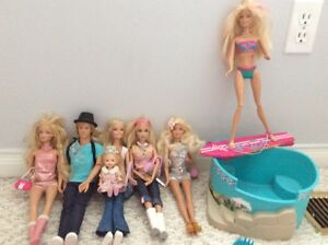 Barbies, Barbie pool & more for sale!! Kitchener / Waterloo Kitchener Area image 5