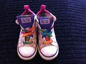 Girls Toddler Size 10 Shoes