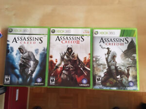 Jeux XBOX 360: Assassin'S Creed