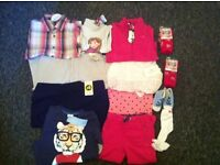 ALL BRAND NEW WITH TAGS. IDEAL JOBLOT FOR CARBOOT. BENETTON, ZARA, M&S etc