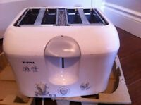 T-Fal 4-slice toaster