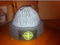Real STONE ISLAND hat