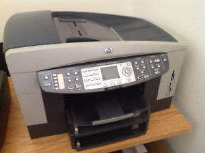 Imprimante HP OfficeJet 7410 tout en un