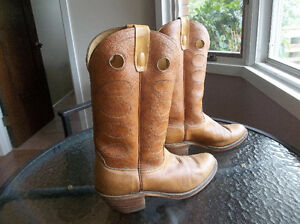 Really nice western boots ...... knock-offs of expensive Frye