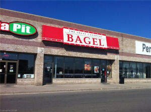 THE GREAT CANADIAN BAGEL STORE FRANCHISE