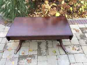 Coffee Table - Bombay Company